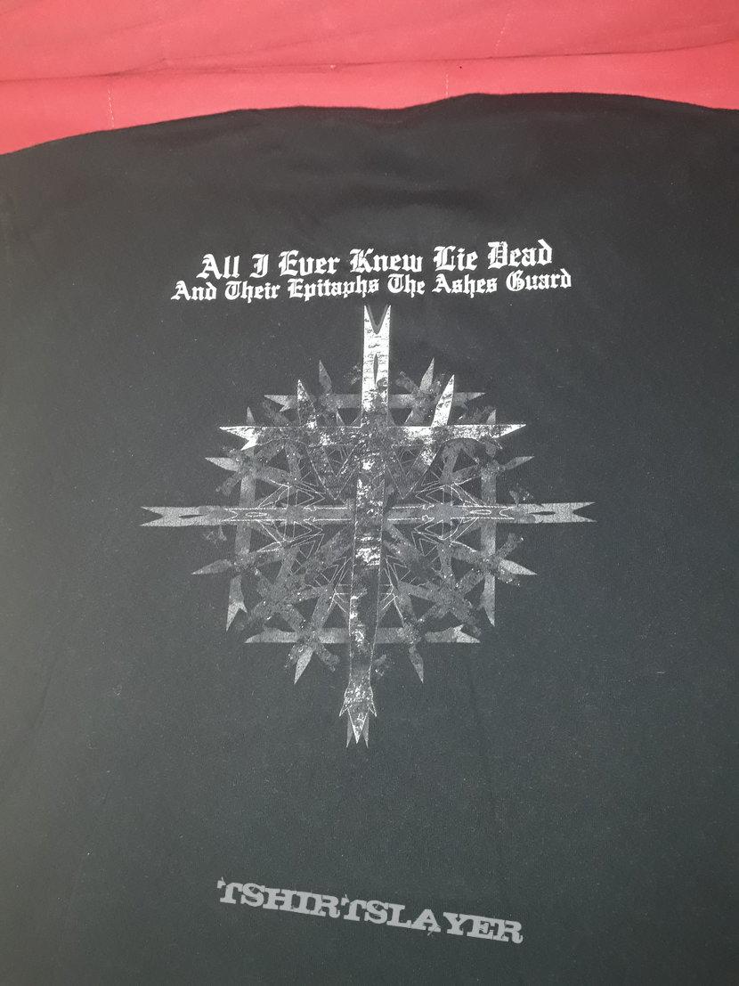Rare Official Worship shirt