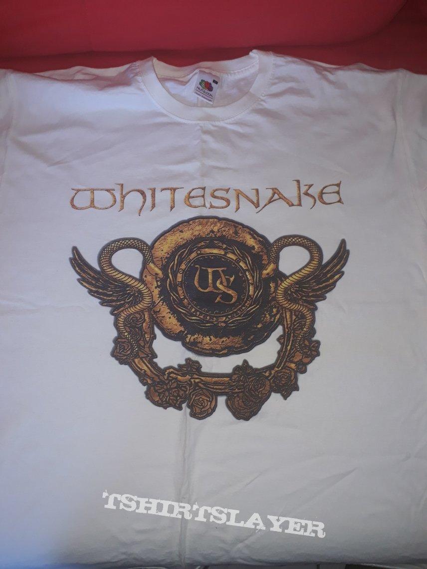 Official Whitesnake 2006 World Tour Shirt