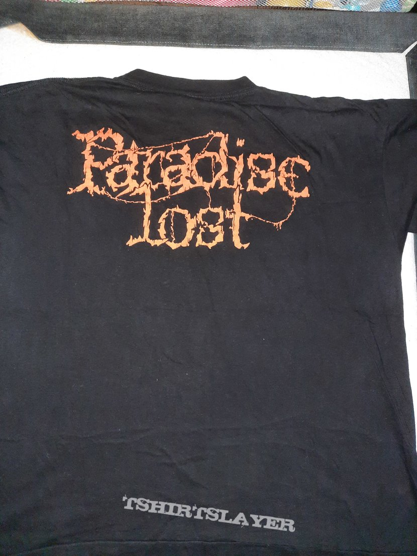 Org 90's Paradise Lost shirt