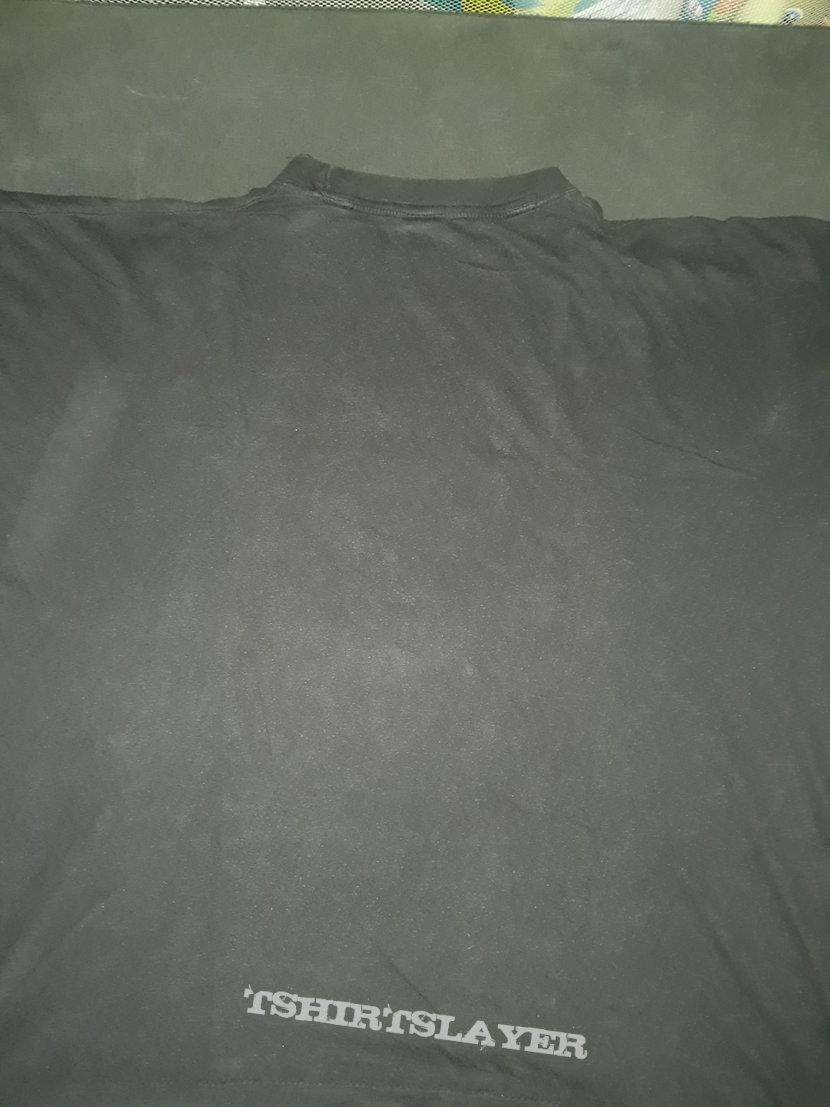 Org 1992 Celestial Season demo shirt
