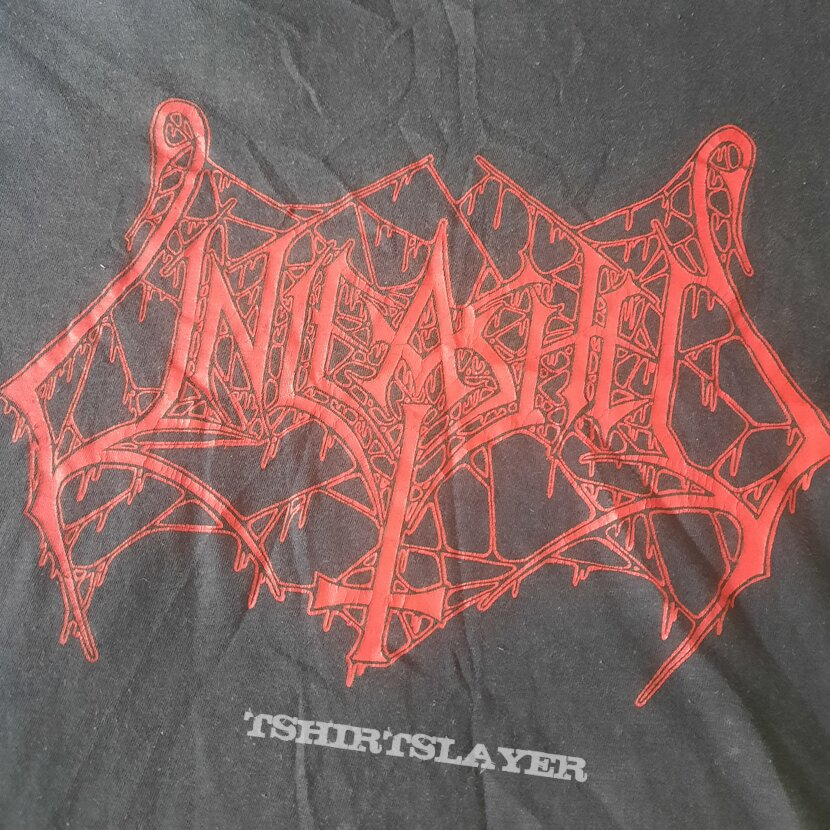 Very old Unleashed shirt