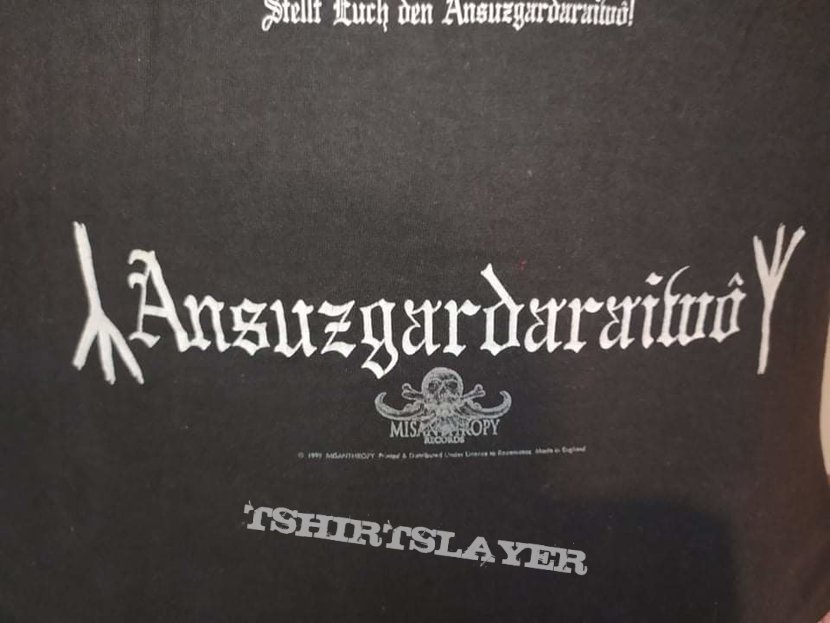 Org 1999 Burzum longsleeve