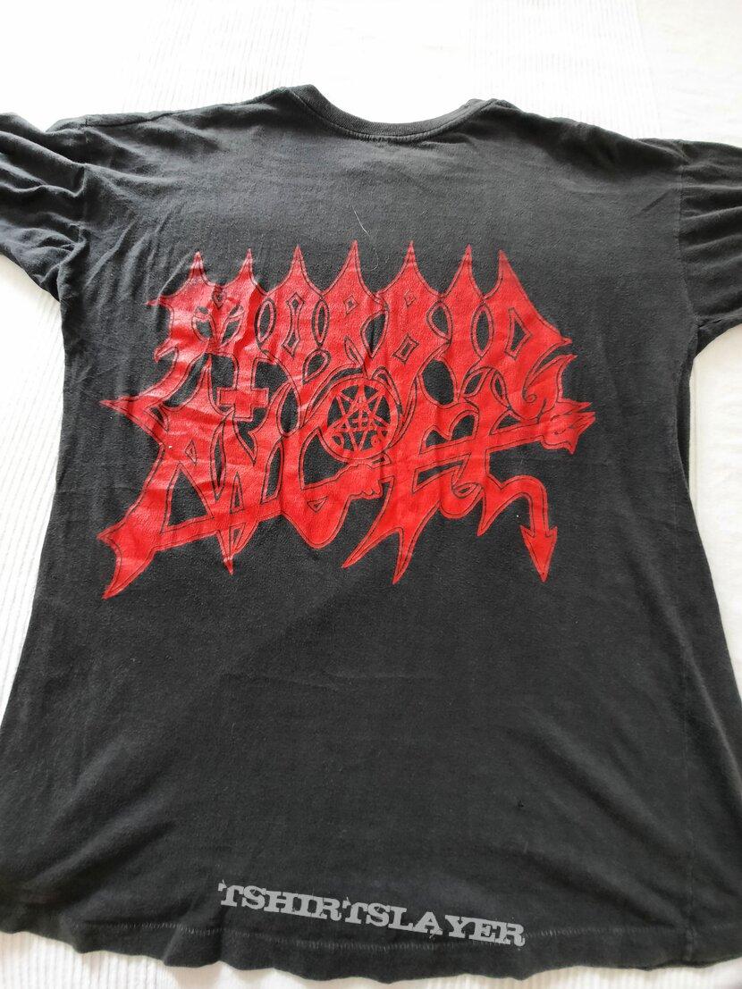 Early 90's single stitch Morbid Angel shirt