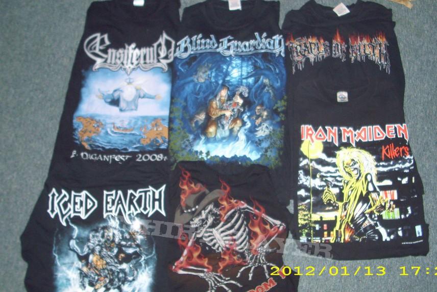 TShirt or Longsleeve - some shirts