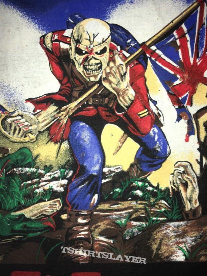 Iron Maiden - The Trooper 1983