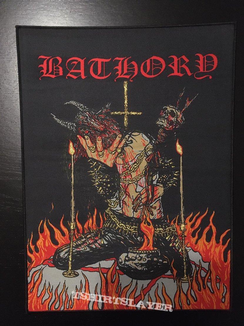 Bathory - Quorthon Pentagram