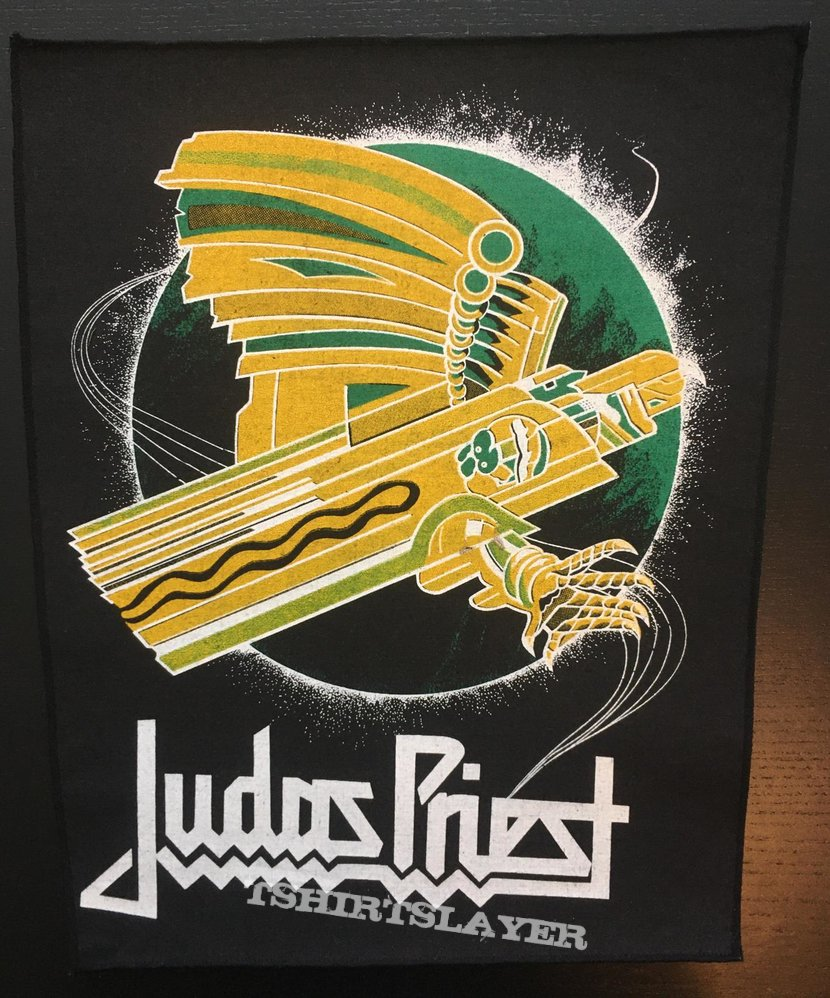 Judas Priest - Screaming for Vengeance - Back Patch