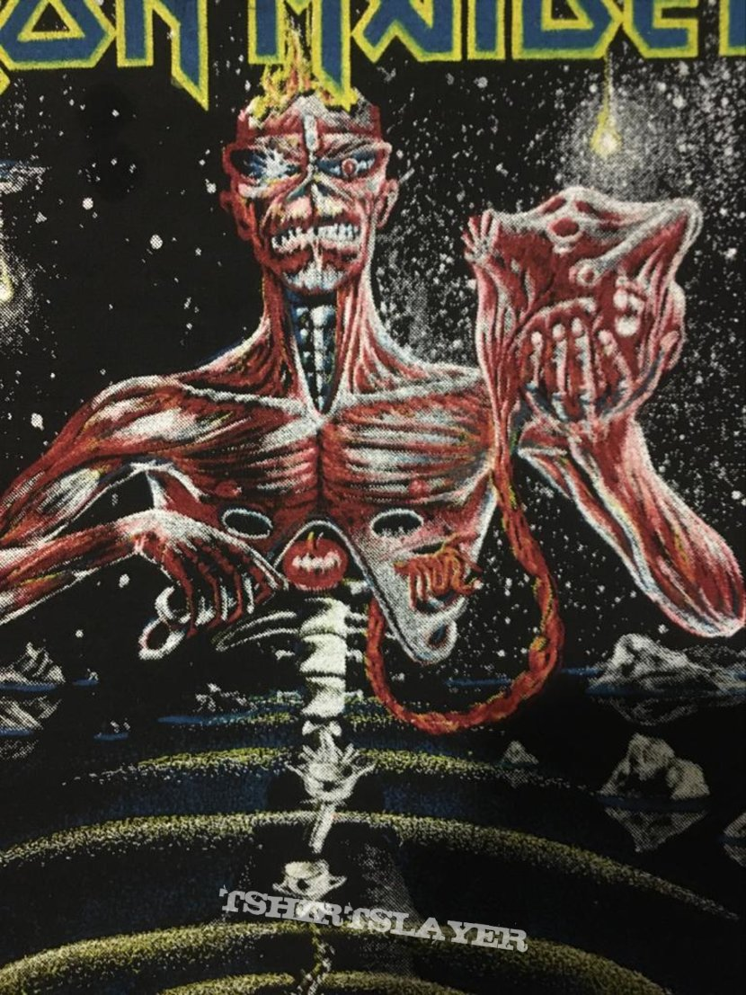 Iron Maiden - Seventh Son of a Seventh Son - Back Patch (nr. 2)