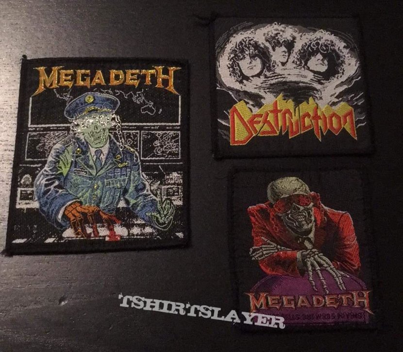 Patches for the Ripper of the Southern Cross