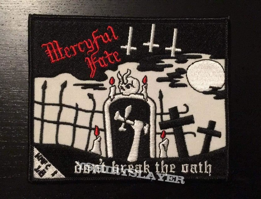 Mercyful Fate - Don't Break the Oath - Patch