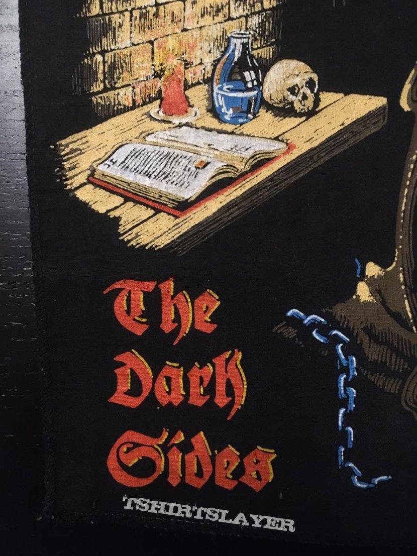 King Diamond - The Dark Sides - Back Patch