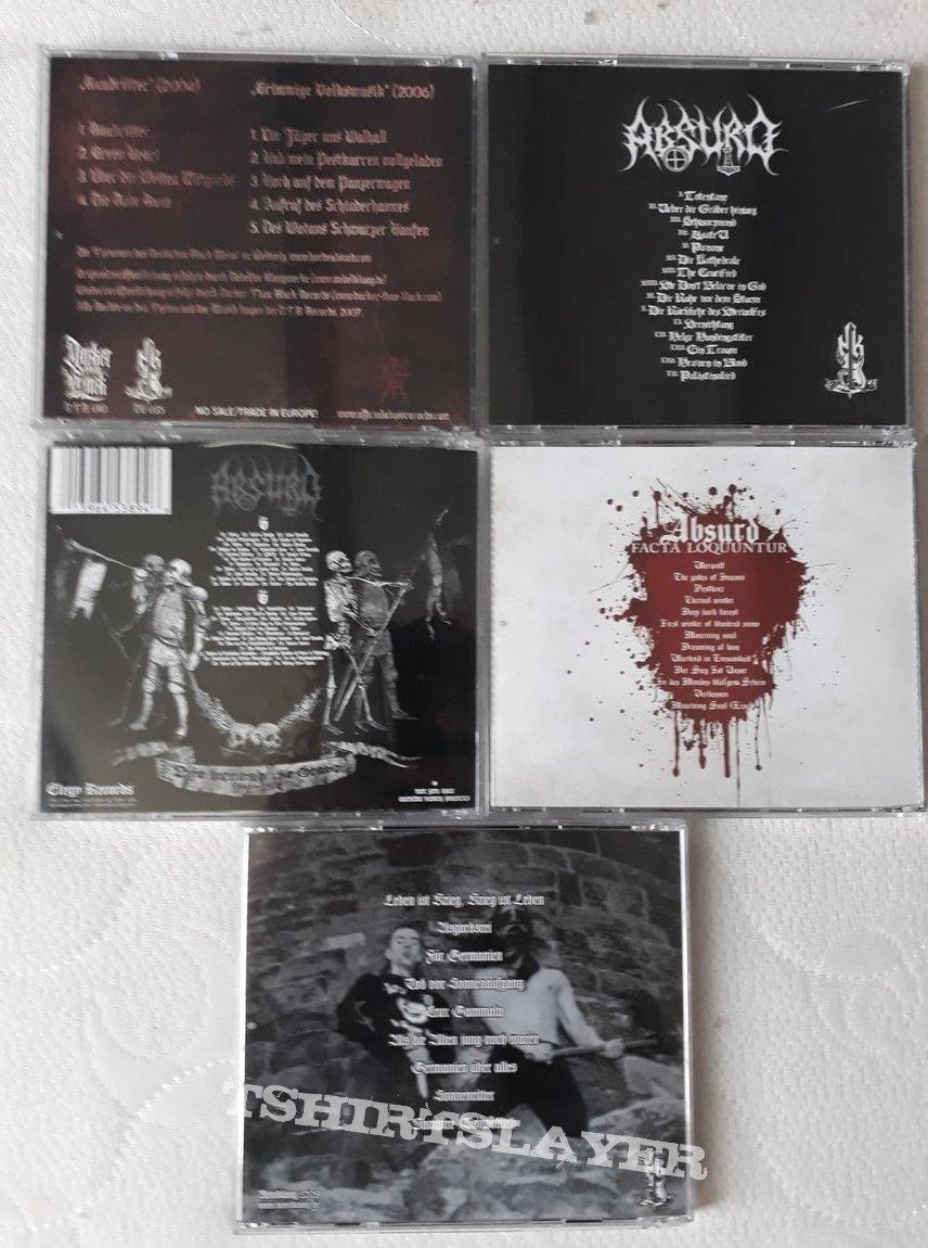 Absurd 5 CD