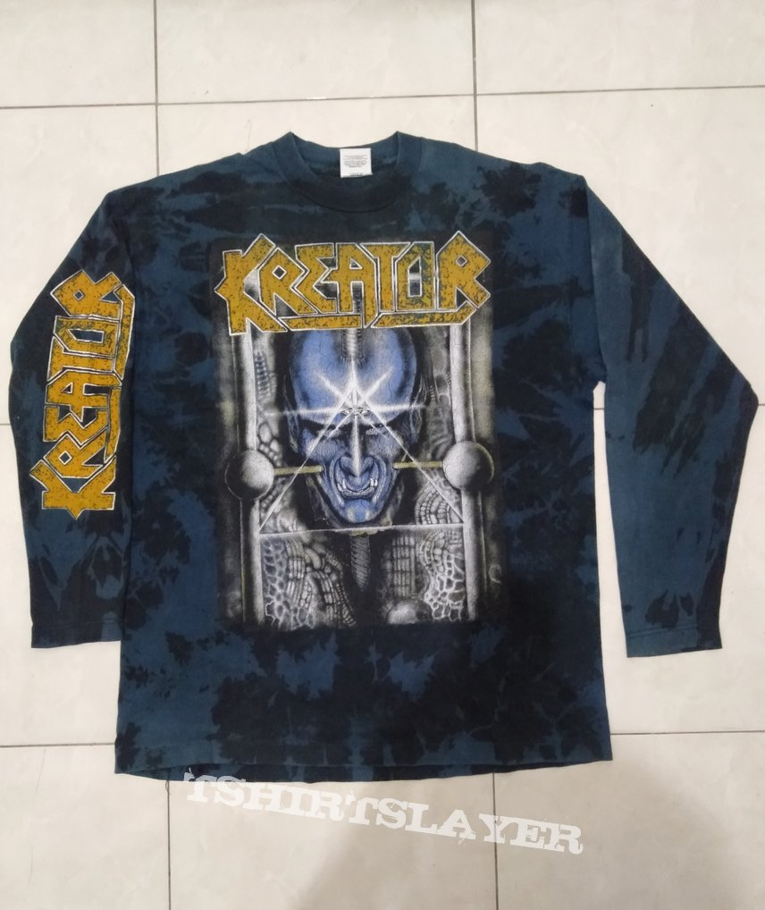 Kreator - cause for conflict 95
