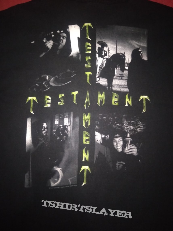Testament - life is hard 1994