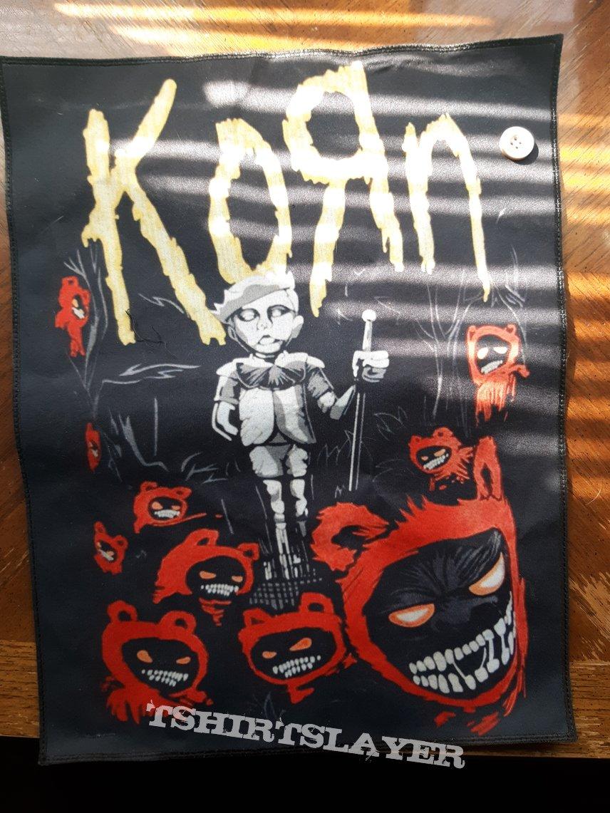 KoRn (Back Patch)
