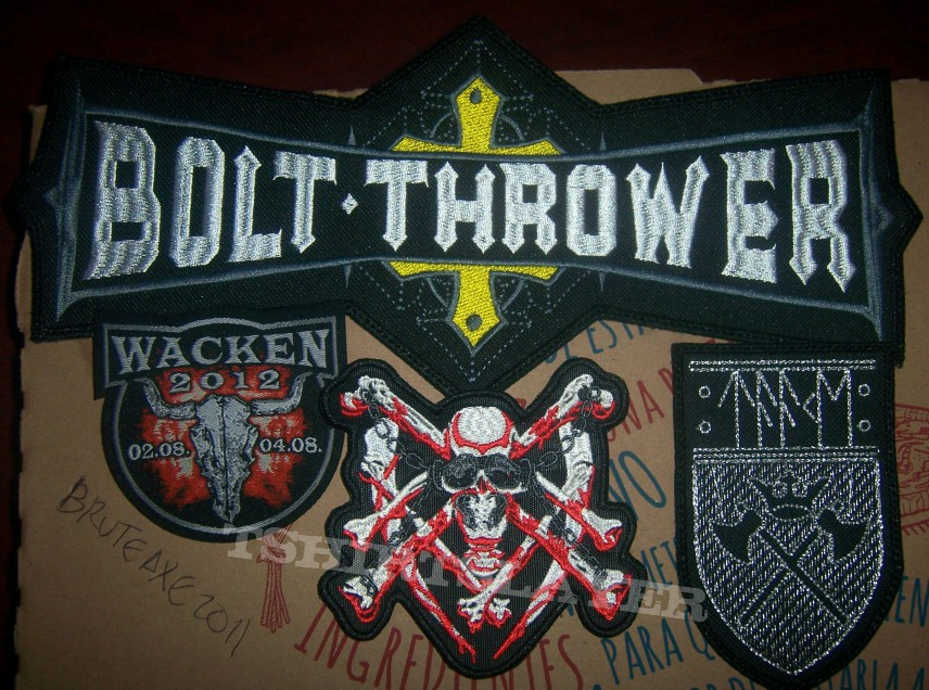Patch - PATCHES   for  BruteAxe2011