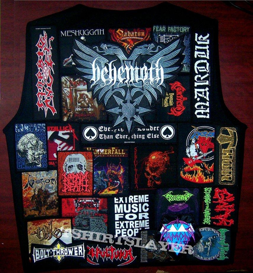 behemoth battle vest