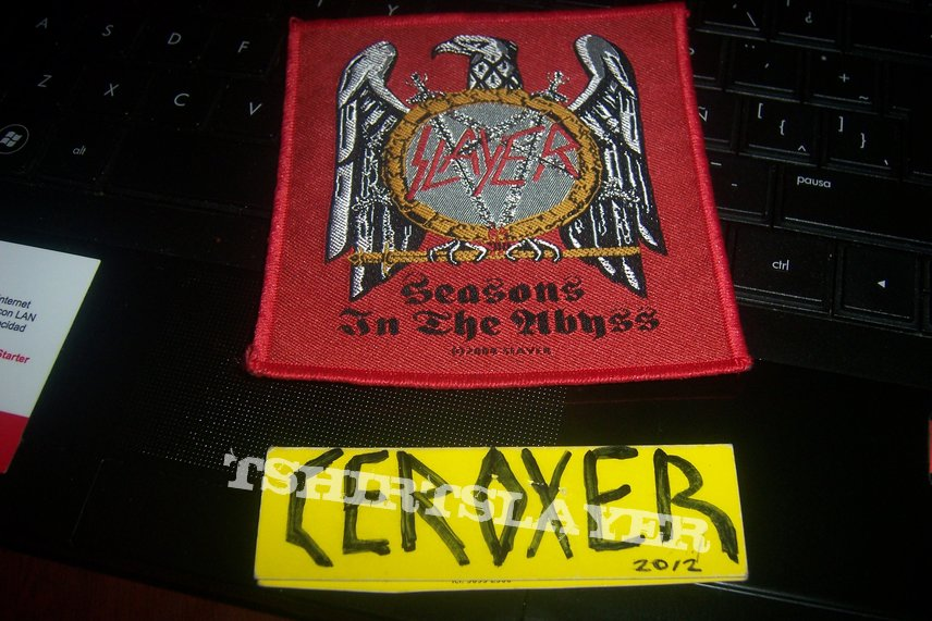 slayer season in the abyss