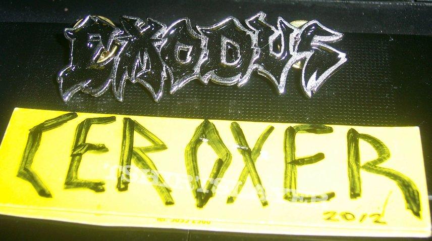 exodus pin