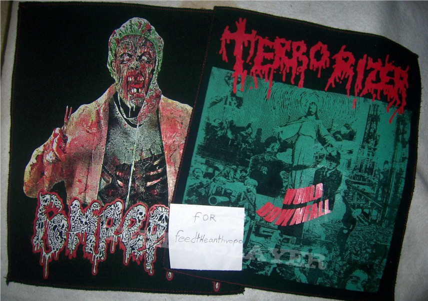 Patch - BACKPATCHES  for feedtheanthropo