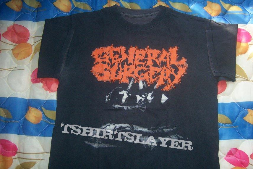 General surgery necrology t-shirt