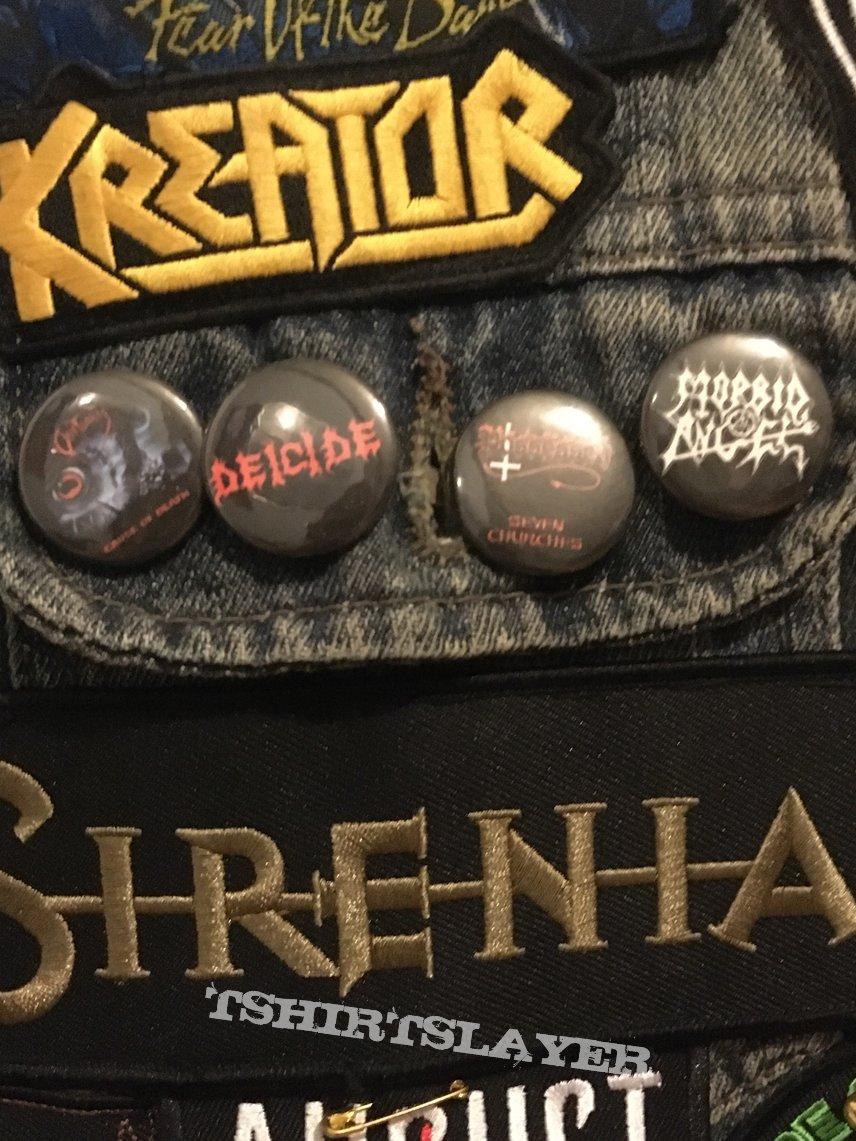 My battle jacket in metal in general