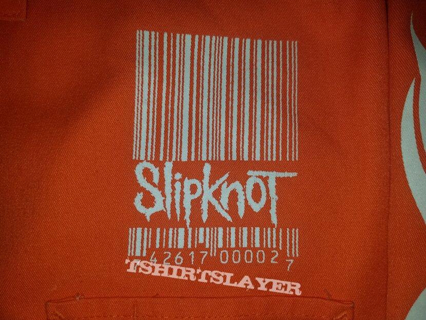 Slipknot - Jumpsuit