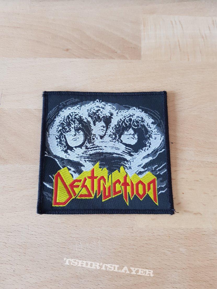 Destruction - Eternal Devastation - vintage patch