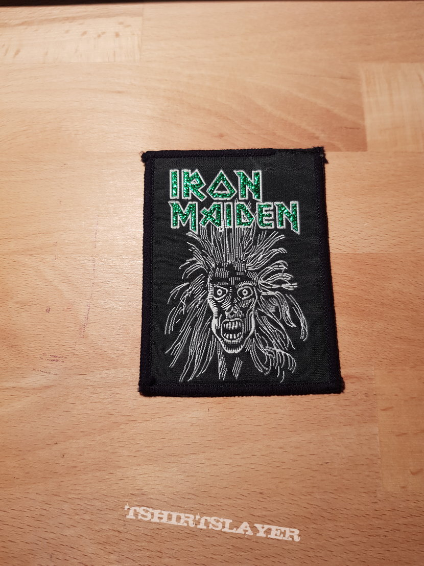 Iron Maiden - Same - vintage patch