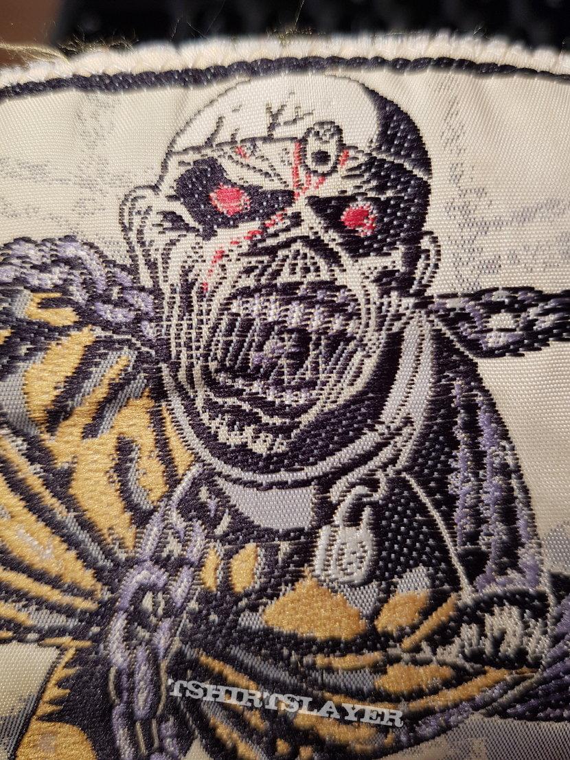 Iron Maiden - Piece Of Mind - patch