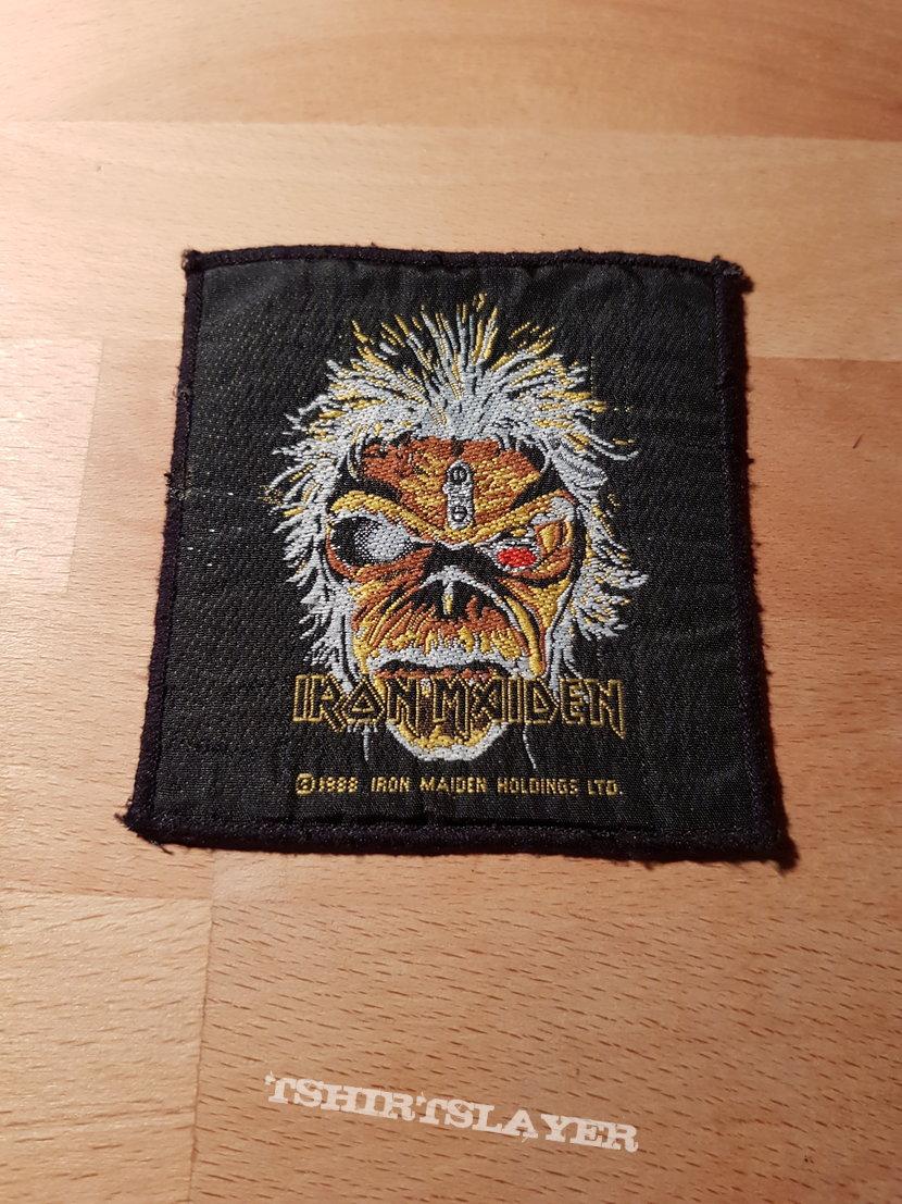 Iron Maiden - Eddie square - patch