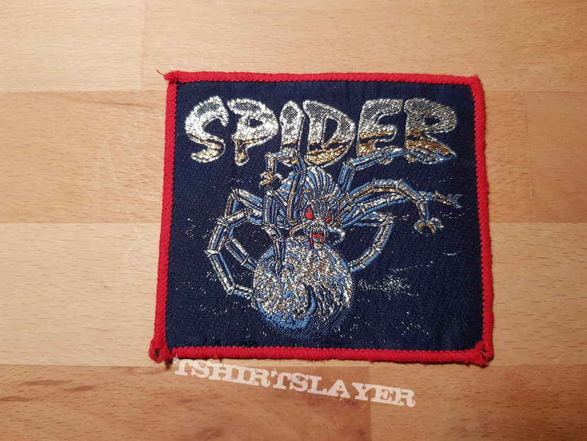 Spider - Logo - patch