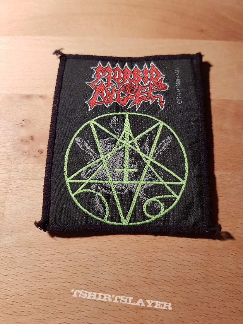 Morbid Angel - Blessed Are The Sick - patch