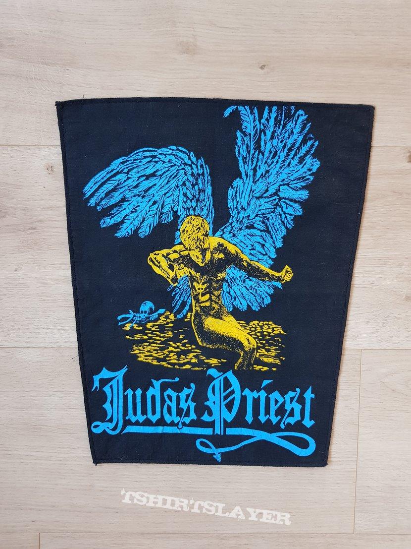 Judas Priest - Sad Wings Of Destiny - backpatch