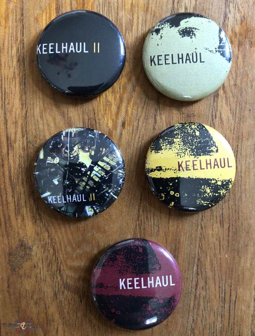 Keelhaul - pins