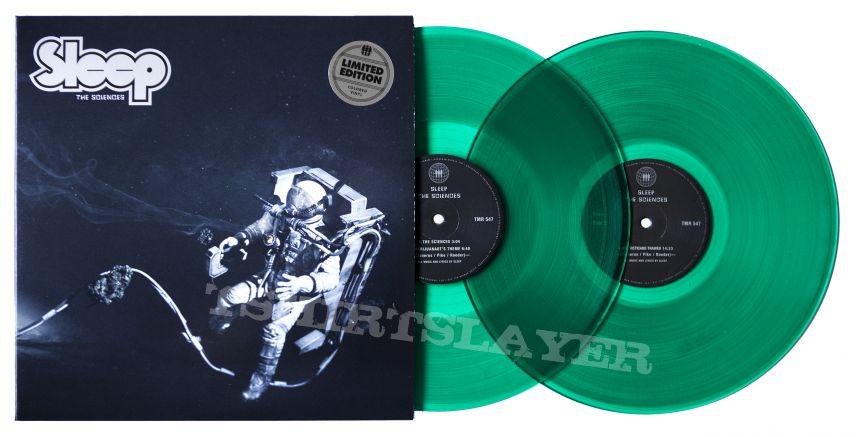 Sleep - The Sciences (Limited Edition Green Vinyl