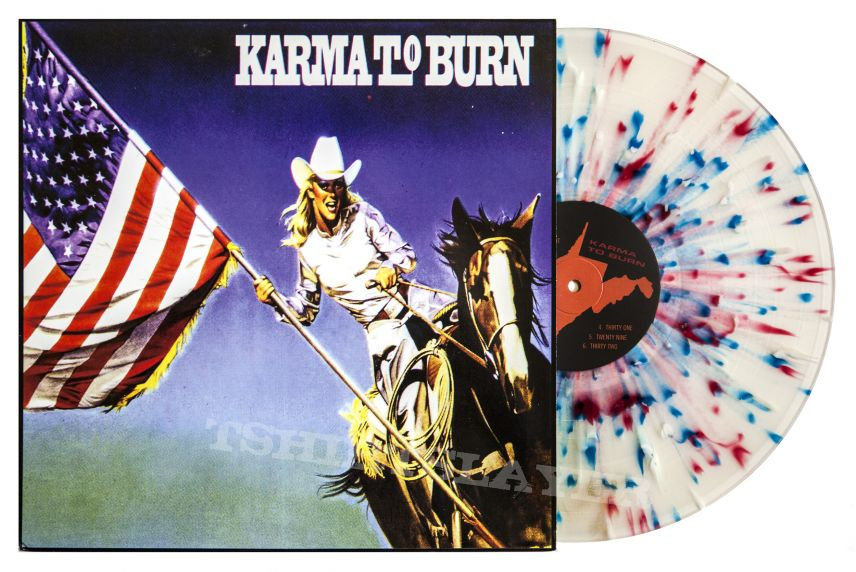 Karma To Burn - Wild, Wonderful Purgatory (Limited Edition 1st Press)