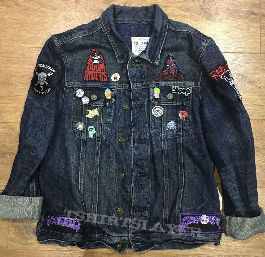 Battle Jacket 1