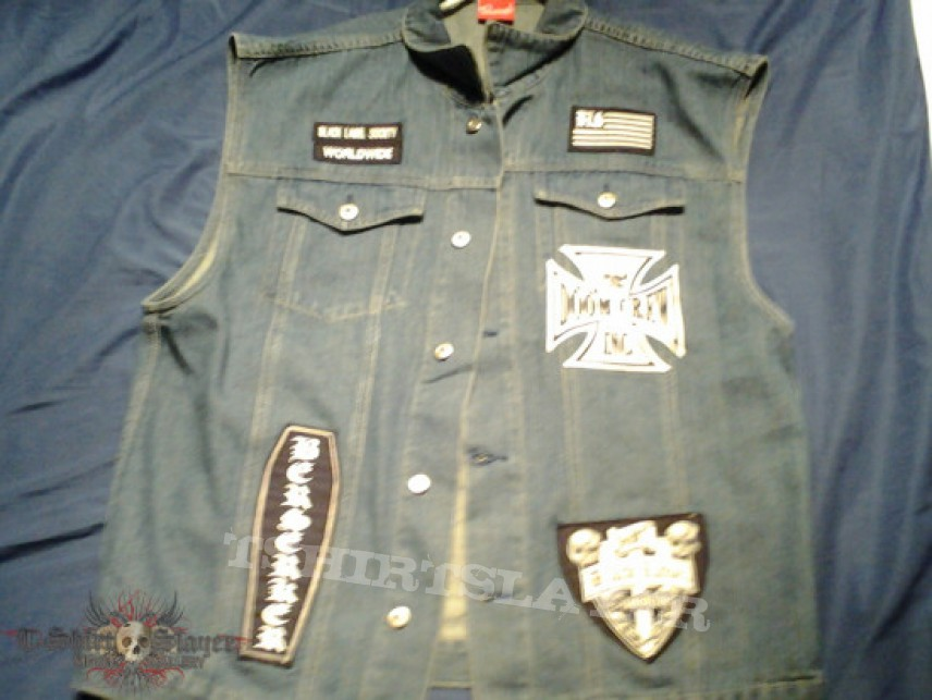 Battle Jacket - Black Labrl Society Kutte