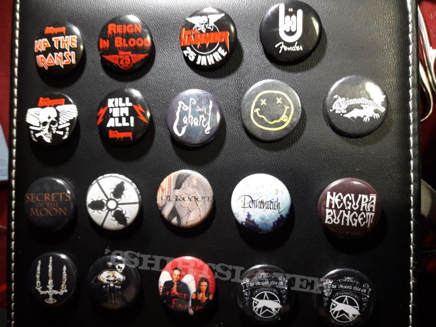 My Button Collection