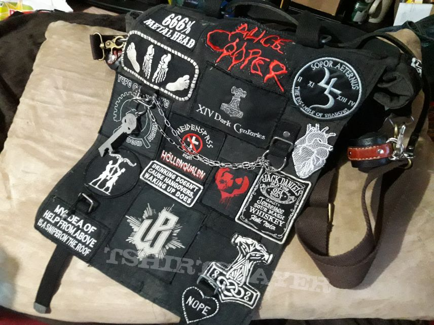 My battle festival bag