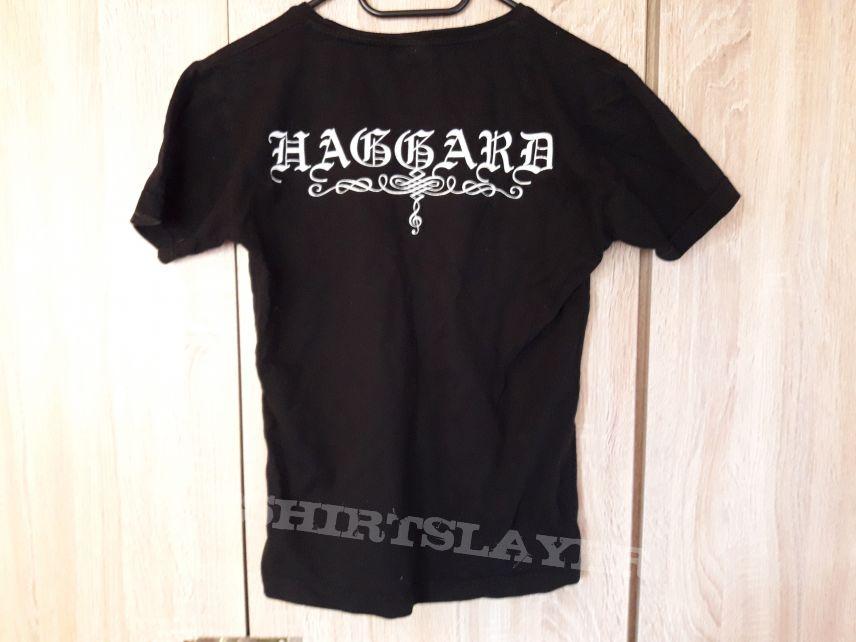 """Haggard """"Era Divina"""" Girlie Shirt, M"""