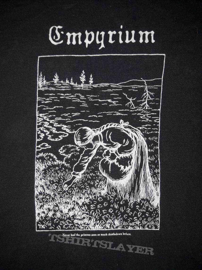 "Empyrium T-shirt ""Dying brokenhearted"" M"