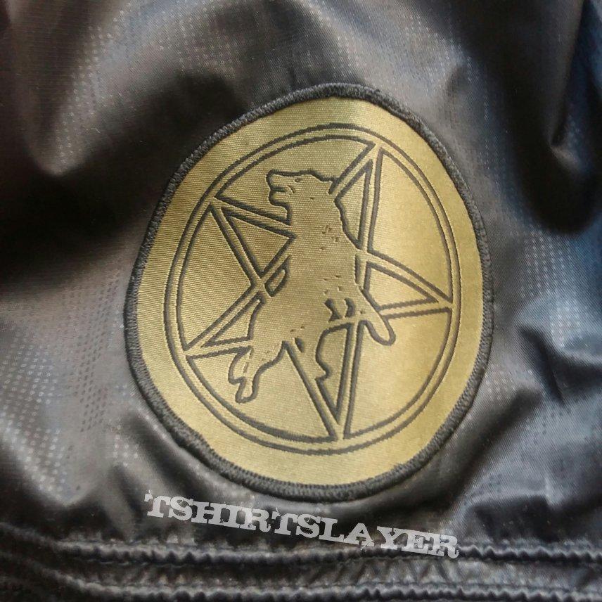 MARDUK - Wolf pentagram patch