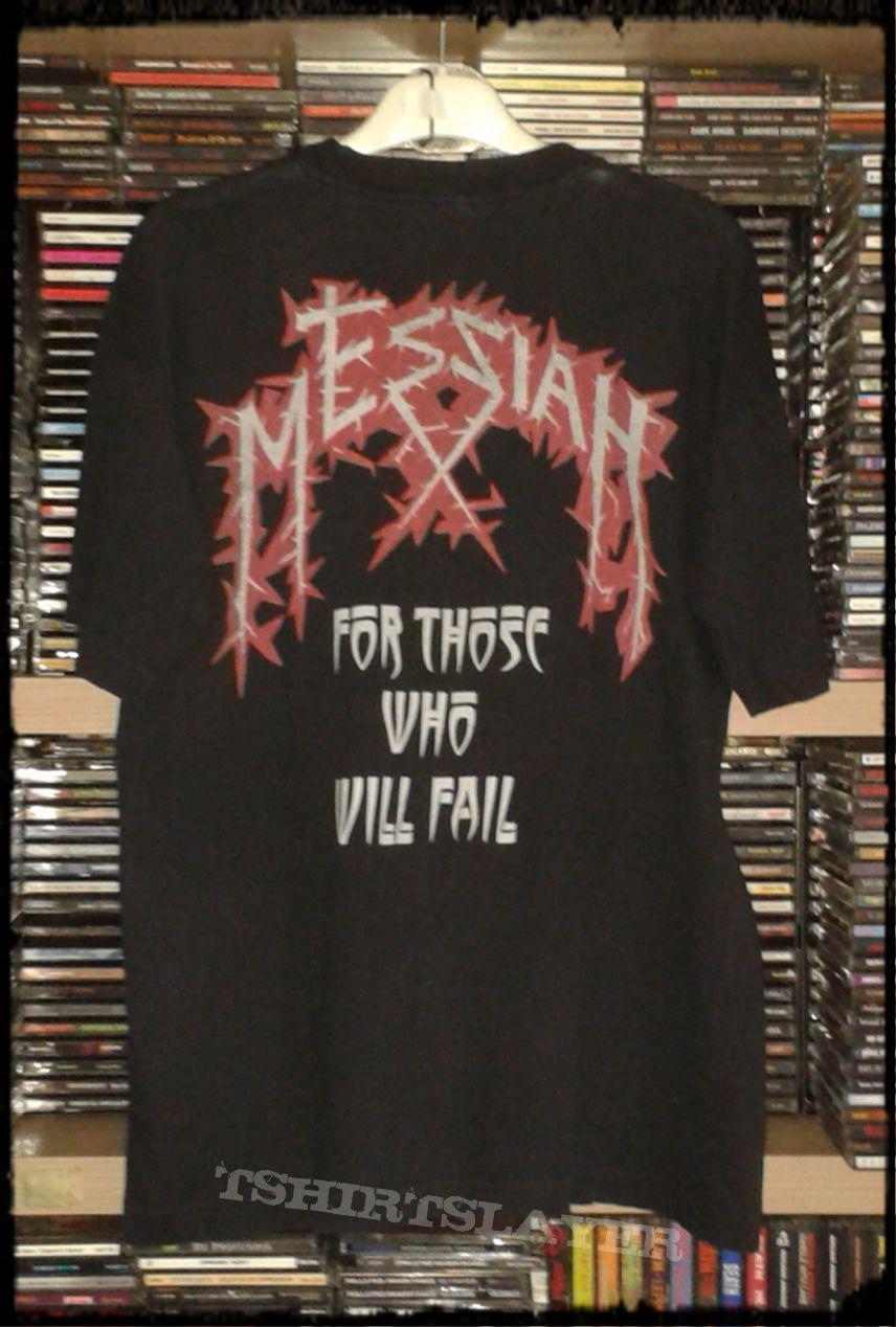 Messiah - Psycomorphia original shirt