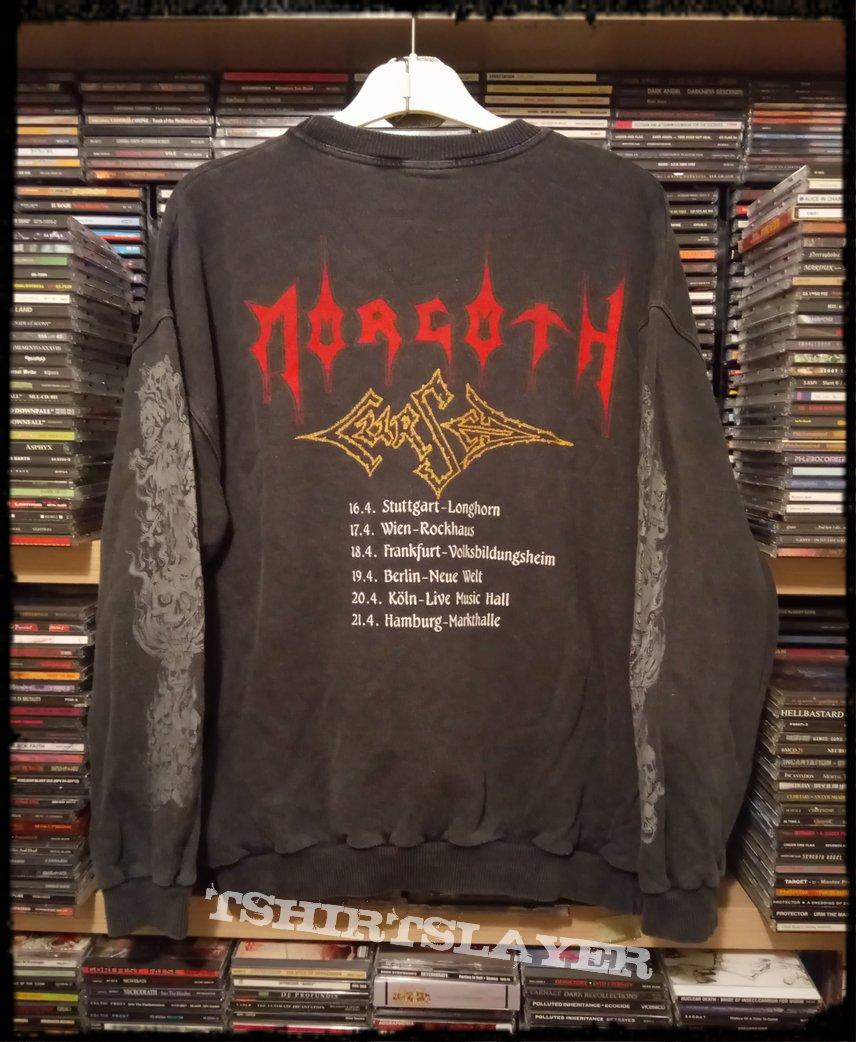 Morgoth - Cursed tour sweater