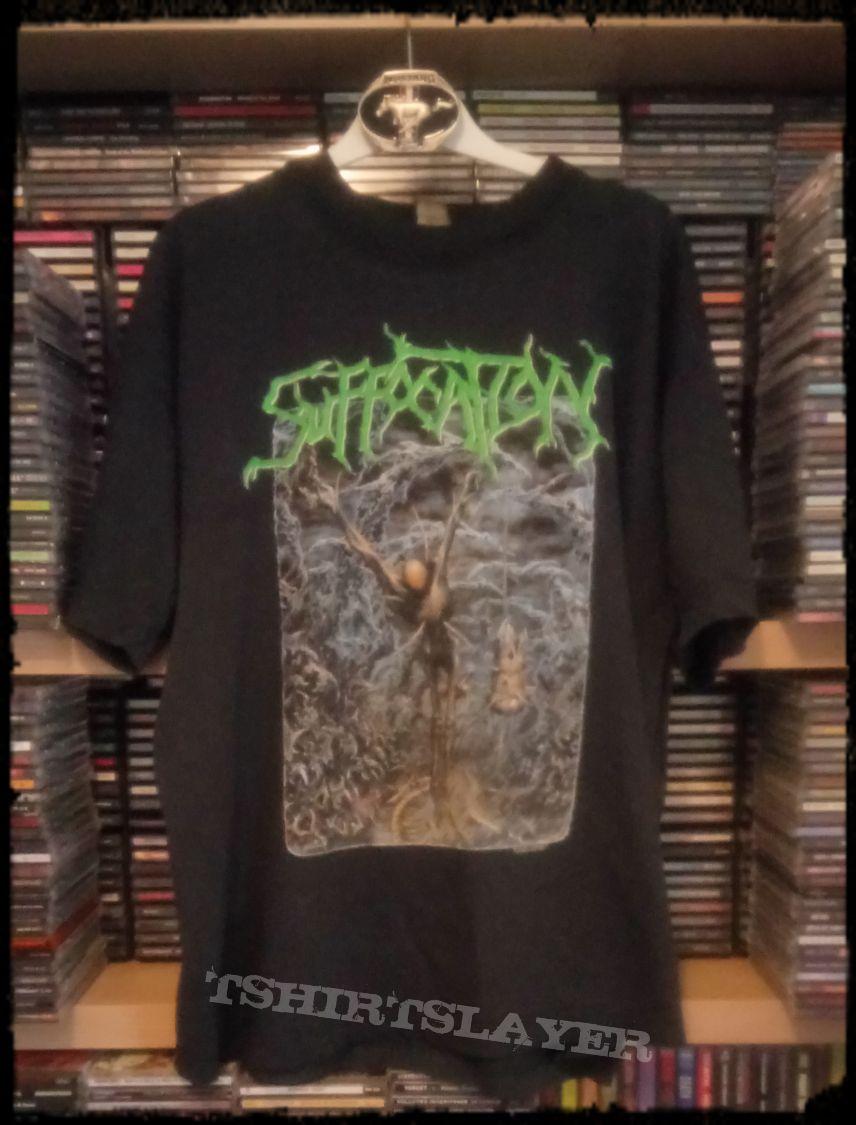 Suffocation - European Tour 1995