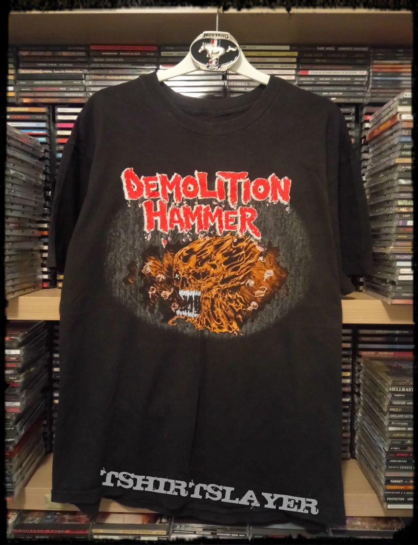 Demolition Hammer - 1991 tour shirt