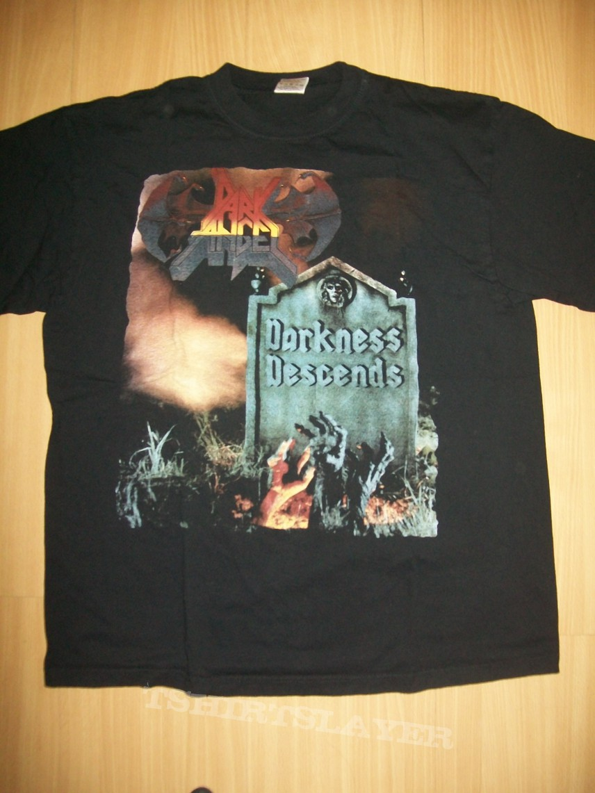 TShirt or Longsleeve - Dark Angel darkness descends shirt