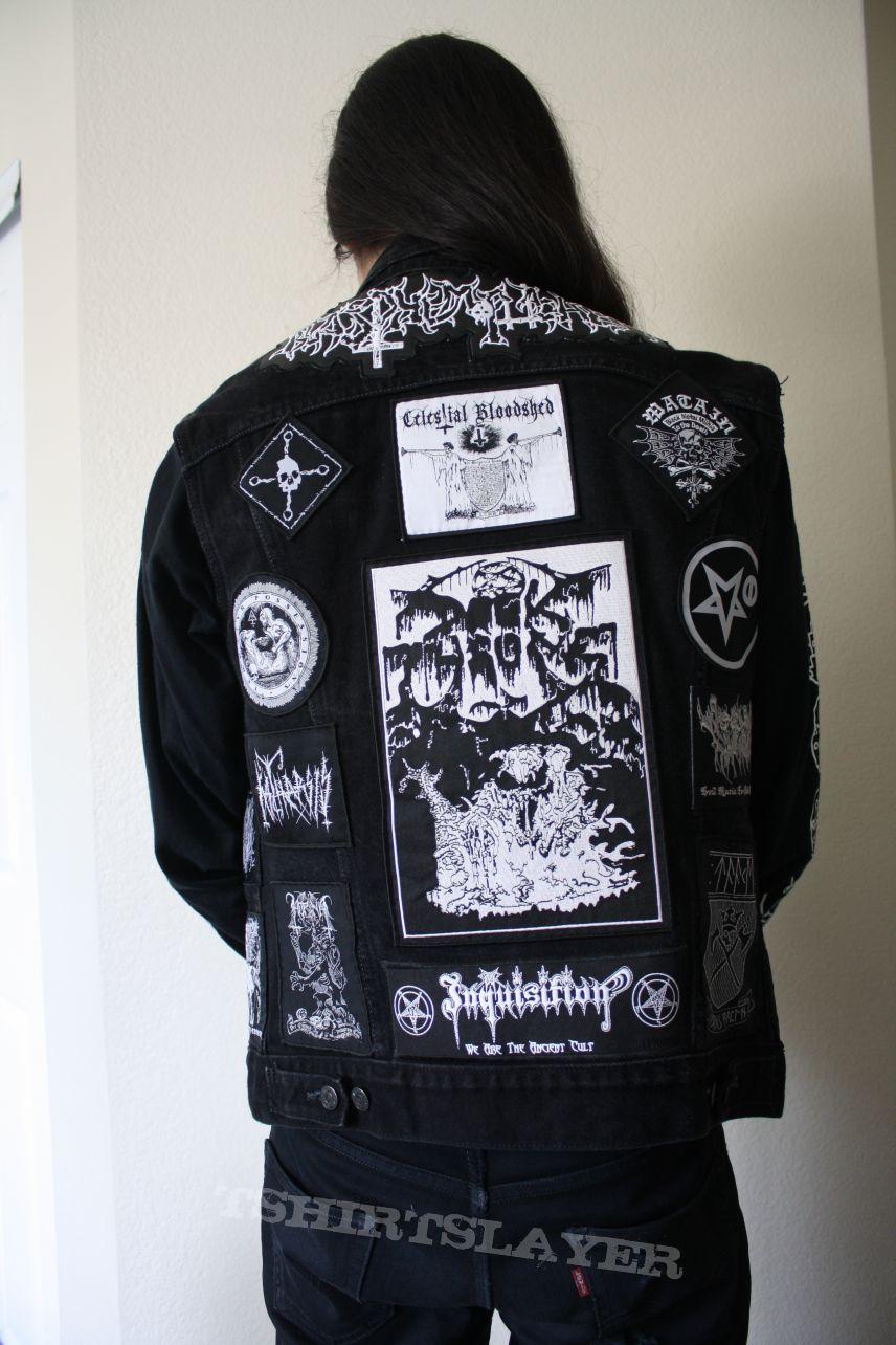 Mütiilation / Drowning The Light / Satanic Warmaster - Dark Hymns